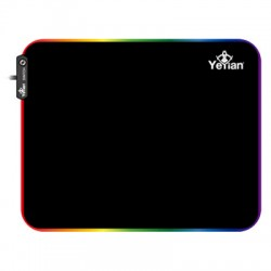 MOUSE PAD YEYIAN GAMING ANTIDERRAPANTE RGB KRIEG 2035 (MP2035)