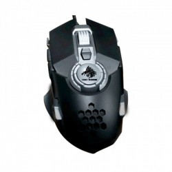 MOUSE EAGLE WARRIOR HIVE USB LED 6 BOT CONF. SOFTW. MGGX61HIVEEGW