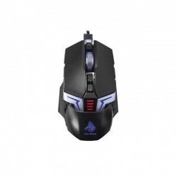 MOUSE EAGLE WARRIOR THE FLASH USB 7 LED 4 BOT CONF. MGG77FLASHEGW