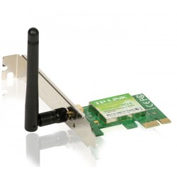 ADAPTADOR INALAMBRICO PCI-E TP-LINK EXP 150 mbps