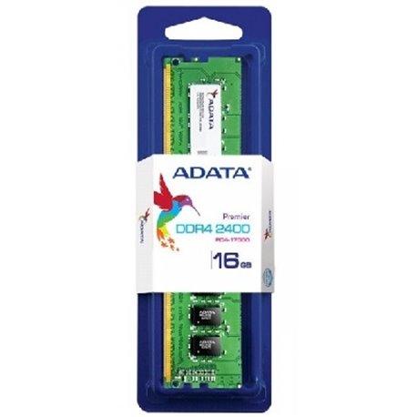 MEMORIA ADATA 16GB DDR4 BUS 2400 AD4U2400316G17-S