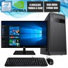 PC INTEL CORE I5-9400 NVIDIA MONITOR FULL HD SSD DDR4 8GB