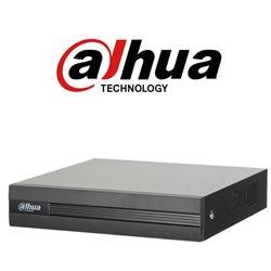 DAHUA COOPER XVR1A08- DVR 8 CANALES HDCVI PENTAHIBRIDO 1080P LITE / 720P/ H264/ 2 CH IP ADICIONALES 8+2/ SATA HASTA 6TB/ P2P