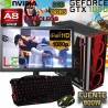PC GAMER 2018 AMD A8 4 NUCLEOS NVIDIA GTX-1050 2GB DDR5 PANTALLA FULL HD 8GB DDR4