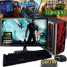 PC GAMER CORE I3-9100F TURBO 4GHZ NVIDIA GTX-1650 4GB