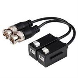 PAR DE TRANSCEPTORES PASIVOS DAHUA / HDCVI 4K/ 6MP/ 4MP/ TRANSMISION DE VIDEO 200 METROS/ 250 METROS 1080P/ 400 METROS 720P