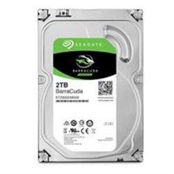 DD INTERNO SEAGATE BARRACUDA 3.5 2TB SATA3 6GB/S 7200RPM CACHE 256MB PC ST2000DM008