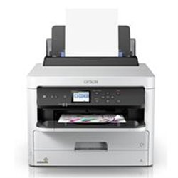 IMPRESORA EPSON WORKFORCE PRO WF-C5290, PPM 34 NEGRO / COLOR , INYECCION DE TINTA, WIFI,RED, USB. DUPLEX, CONSUMIBLE BOLSA DE TI