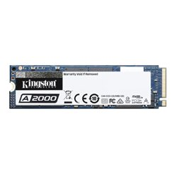 UNIDAD SSD 500GB KINGSTON NVME M.2 INTERNAL SSD SECURITY SUITE