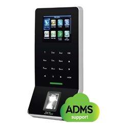 ZK F22ID - CONTROL DE ACCESO Y ASISTENCIA / 3000 HUELLAS / 5000 TARJETAS ID / TECLADO TACTIL / SILKID / TCPIP / WIFI / USB