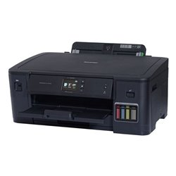 MULTIFUNCIONAL BROTHER COLOR INYECCION TINTA CONTINUA DOBLE CARA USB WIFI ETHERNET HLT4000DW