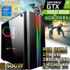 CPU GAMER INTEL GOLD NVIDIA GTX-1660 SUPER 6GB DDR6