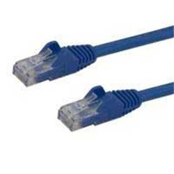 CABLE DE RED ETHERNET SNAGLESS SIN ENGANCHES CAT 6 CAT6 GIGABIT 3M - AZUL - STARTECH.COM MOD. N6PATC3MBL