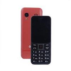 GHIA SMART FEATURE PHONE 3G KOX1/ KAIOS / 2.4 PULG / DUAL CORE / DUALSIM / 512MB 4GB / WIFI / BT / ROJO