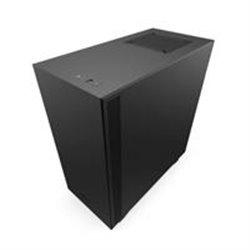 GABINETE NZXT H510 COMPACT NEGRO-MATE MEDIA TORRE MINI ITX, MICRO ATX, ATX CRISTAL TEMPLADO GAMER