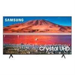 TELEVISION LED SAMSUNG 50 SMART TV SERIE TU7000, UHD 4K 3,840 X 2,160, 2 HDMI, 1 USB