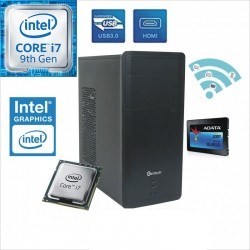 CPU INTEL CORE I5-8400 6 NÚCLEOS 1TB SSD MEMORIA DDR4 8GB WIFI