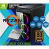 ★PC GAMER RYZEN 5 2600 NVIDIA GTX-1660 SÚPER 6GB DDR6 RAM 16GB