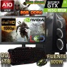 PC GAMER AMD A10 4 NÚCLEOS NVIDIA GTX-1650 SUPER 4GB DDR6 PANTALLA