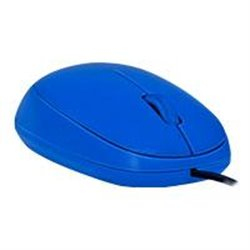 MOUSE ALAMBRICO ACTECK-E/USB/ 1000 DPI/COLOR AZUL/AC-928861