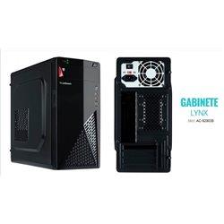 GABINETE TB LYNX AXT MINI ATX MINI ITX 500W NEGRO