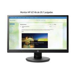 MONITOR HP LED 21.5 V214B 21.5 1920*1080 WIDE VESA VGA 3ACS