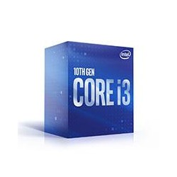 PROCESADOR INTEL CORE I3-10100 S-1200 10A GEN 3.6 GHZ 6MB 4 CORES GRAFICOS UHD 630 CON VENTILADOR COMPUTO BASICO ITP