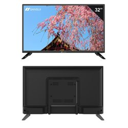 TV LED 32 SANSUI 32 HD LED TV SMART TV MNTR CERTIFICACION NETFLIX