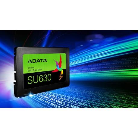 """AÑADE A TU PC UNIDAD SSD ADATA SU630 3.84 TB SATA III 2.5"""" (ASU630SS-3T84Q-R)"""
