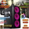 ★PC GAMER AMD RYZEN 7-3700X 16 NÚCLEOS NVIDIA GTX-1660 6GB DDR5