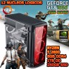 ★CPU GAMER AMD RYZEN 5 2600 NVIDIA GTX-1650 4GB G-DDR5 8GB DDR4