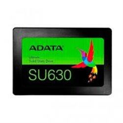 UNIDAD DE ESTADO SOLIDO SSD ADATA SU630 240GB 2.5 SATA3 7MM LECT.520/ESCR.450MBS SIN BRACKET PC LAPTOP