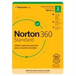 NORTON 360 STANDARD / INTERNET SECURITY 1 DISPOSITIVO 1 AñO (CAJA)