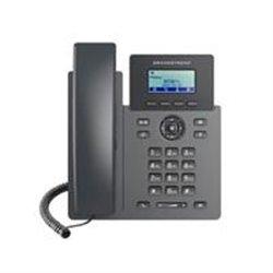 TELFONO IP CON 2 PUERTOS FASTETHERNET, GESTION Y APROVISIONAMIENTO DESDE LA NUBE CON GDMS, SOPORTE DE ELECTRONIC HOOK SWITCH (EH