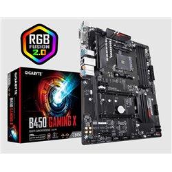 MB GIGABYTE B450 GAMING X AM4 RYZEN 3GEN 4*DDR4 DVI-D HDMI