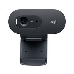 CAMARA WEB LOGITECH C505 VIDEOCONFERENCIAS HD 720P 960-001363