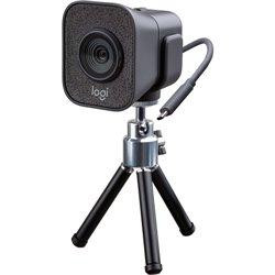 STREAMCAM PLUS LOGITECH FULL HD 1080P USB-C 960-001280