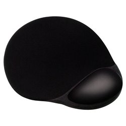 TAPETE ACTECK MOUSE PAD GEL AC-GL009 NEGRO ACER-007 MG-1000
