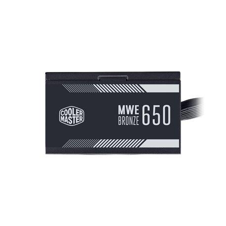 FUENTE DE PODER COOLER MASTER MWE 650W BRONZE V2 MPE-6501-ACAAB-US