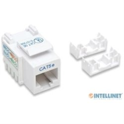 JACK INTELLINET CAT 5E DE IMPACTO BLANCO
