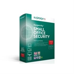 KASPERSKY SMALL OFFICE SECURITY 5 + 1 (1 SERVER + 5 USER ) / 1 AÑO / CAJA