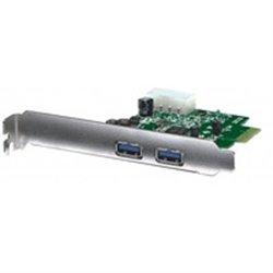 TARJETA PCIE MANHATTAN CON 2 USB 3.0 SUPER VELOCIDAD