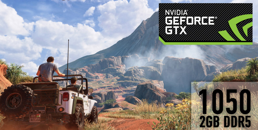 pc gaming con video nvidia gtx-1050 ultima generacion