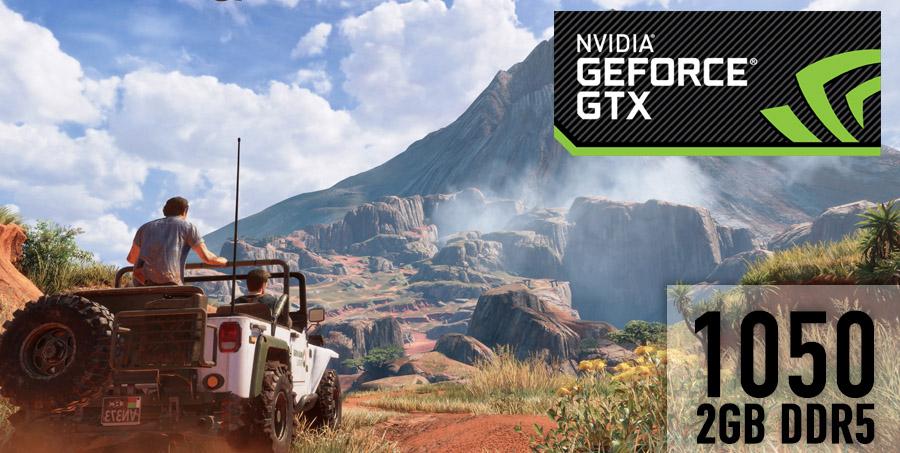 pc gaming con video nvidia gtx-1050 ultima generacion