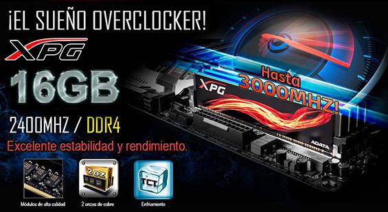 ulyta pc gamer rayzen 7 1800x con 16gb de memoria ddr4 alta frecuencia con overclock en mexico
