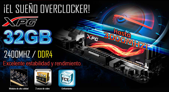 COMPUTADORAS PARA PRODUCCION Y RENDER 3D CON 32GB DE MEMORIA RAM DDR4 EN MEXICO