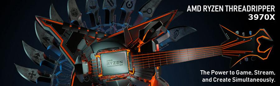 Computadora ryzen 3970x 32 nucleos 64 sub procesos de venta en mexico