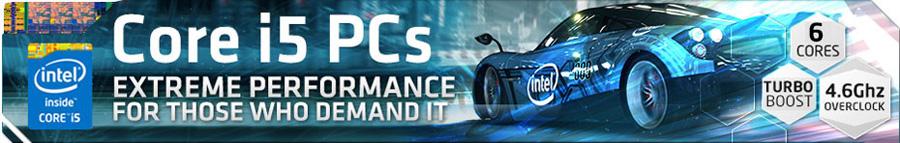 computadoras gaming con procesador intel core i5 novena generacion 6 nucleos