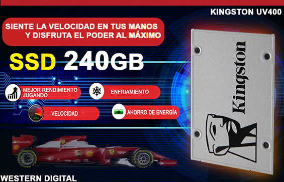 ultra pc intel core i9 super rapida con ssd 240gb 480gb 980gb en Mexico
